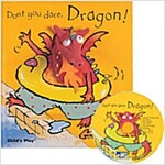 [노부영] Don't You Dare, Dragon! (Hardcover + CD)