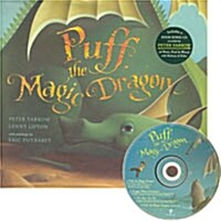 노부영 Puff, the Magic Dragon [With CD] (Hardcover)
