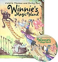 [베오영] Winnies Magic Wand (Paperback + CD 1장)