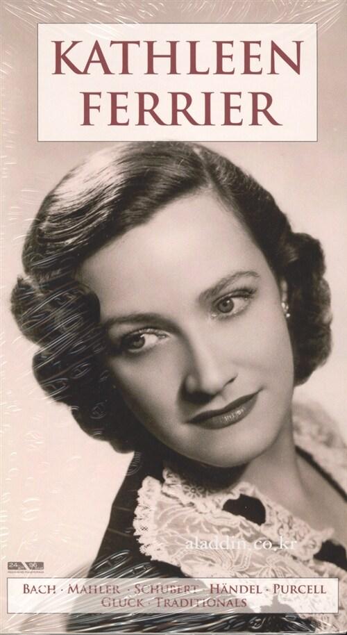 [수입] 캐슬린 페리에 - 포트레이트 1945-1952