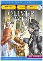 Fast Track Classics: Oliver Twist (Paperback + CD 1장)