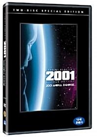 2001 스페이스 오디세이 SE (2disc)