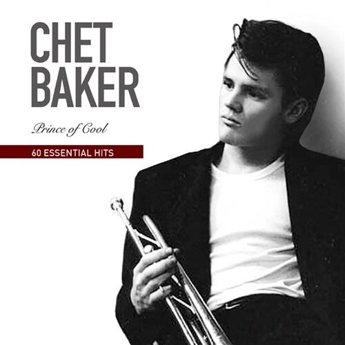Chet Baker - 60 Essential Hits : Prince of Cool [3CD][Digipak]