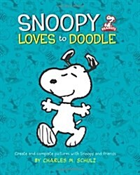Snoopy Loves to Doodle (Paperback, CSM)