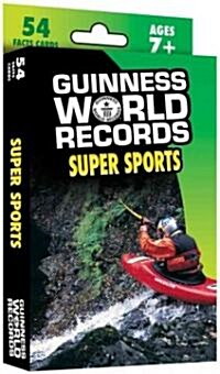 Guinness World Records(r) Super Sports Learning Cards (Other)