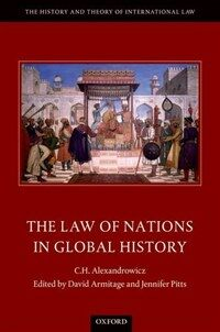 The law of nations in global history / First edition