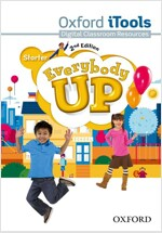 Everybody Up Starter : iTools DVD-ROM (Digital, 2nd Edition )