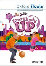 Everybody Up 1 : iTools DVD-ROM (Digital, 2nd Edition )
