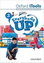 Everybody Up 3 : iTools DVD-ROM (DVD-ROM, 2nd Edition )