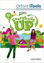 Everybody Up 4 : iTools DVD-ROM (DVD-ROM, 2nd Edition )