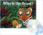 Pictory Set 1-03 / Who Is the Beast? (Book, Audio CD, Step 1)