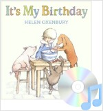 Pictory Set 1-28 / It's My Birthday (Paperback + Audio CD)