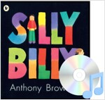 Pictory Set 2-21 / Silly Billy (Paperback + Audio CD)