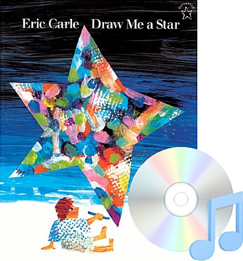 Pictory Set 2-13 / Draw Me a Star (Book, Audio CD, Step 2)