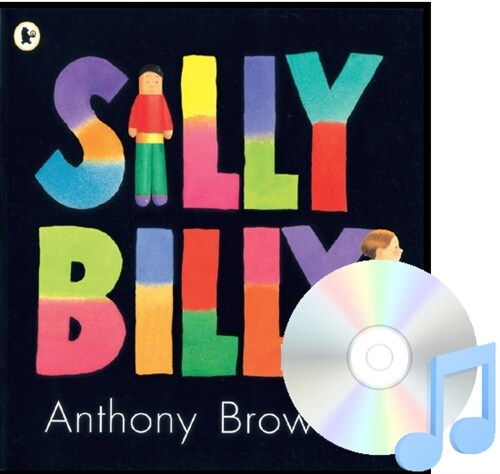 Pictory Set Step 2-21 : Silly Billy (Paperback + Audio CD)
