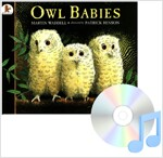 Pictory Set PS-34 / Owl Babies (Book, Audio CD, Pre-Step)