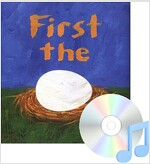 Pictory Set PS-54 / First The Egg (Book, Audio CD, Pre-Step)
