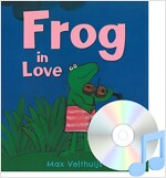 Pictory Set 3-04 / Frog in Love (Book, Audio CD, Step 3)