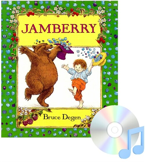 Pictory Set PS-02 / Jamberry (Book, Audio CD, Pre-Step)