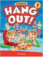 Hang Out 1 : Work Book (Paperback + CD)