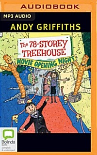 The 78-Storey Treehouse (MP3 CD)