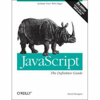 JavaScript : the definitive guide 5th ed