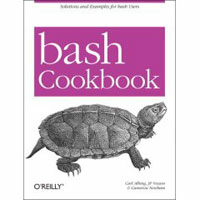 Bash cookbook 1st ed