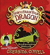 How to Train Your Dragon : Book 1 (CD-Audio, Unabridged ed)