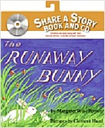 The Runaway Bunny [With CD (Audio)] (Paperback)