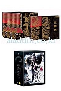 삼국지 전편 세트 (28disc) [+신조협려 2006 일반판 (11disc) 증정]
