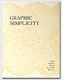 Graphic Simplicity (Hardcover, Bilingual)