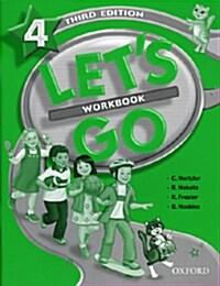 Lets Go: 4: Workbook (Paperback)