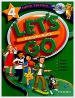 Let's Go: 4: Student Book with CD-ROM Pack (Package)
