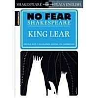 King Lear (No Fear Shakespeare), Volume 6 (Paperback)