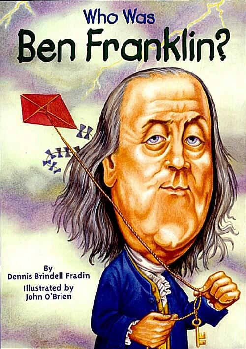 Who Was Ben Franklin? (Paperback)