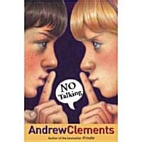 No Talking (Hardcover)
