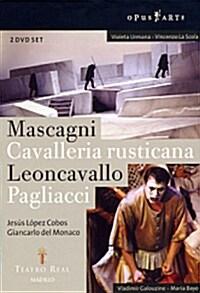 마스카니 : 카발레리아 루스티카나 (2disc)