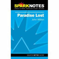 Sparknotes Paradise Lost (Paperback, Study Guide)