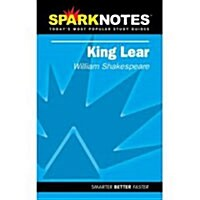 Sparknotes King Lear (Paperback)