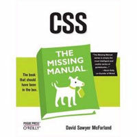 CSS : the missing manual 1st ed