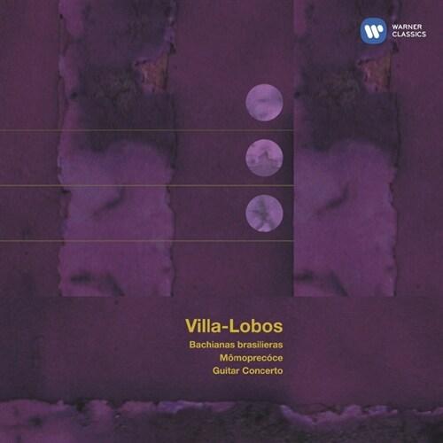 [수입] 빌라 로보스 : 브라질풍의 바흐 [3CD]