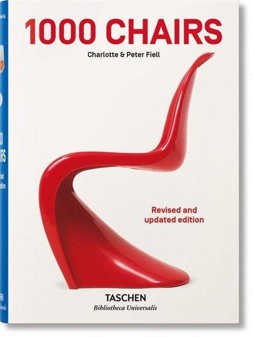 1000 Chairs. Updated Version: Revised and Updated Edition (Hardcover)