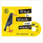 Pictory Set IT-20 / What is Black and White? (Paperbakc+ Audio CD