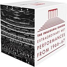 [수입] 메트로폴리탄 오페라 50주년 기념 [22CD]