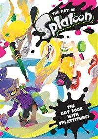 The Art of Splatoon (Hardcover)