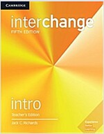 Interchange Intro Teacher's Edition with Complete Assessment Program (Package, 5 Revised edition)