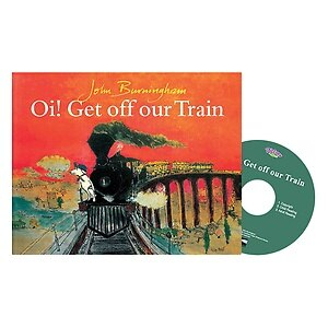 Pictory Set 3-22 / Oi! Get Off Our Train (Paperback + Audio CD)