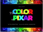 The Color of Pixar (Hardcover)