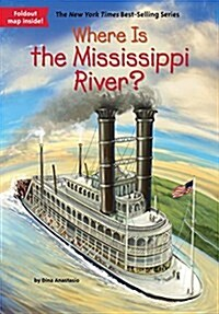 Where Is the Mississippi River? (Paperback)