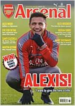 Arsenal Magazine (월간 영국판): 2017년 01월호
